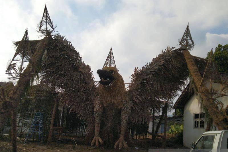 Warga lereng Merapi siap gelar Festival Lima Gunung 2019