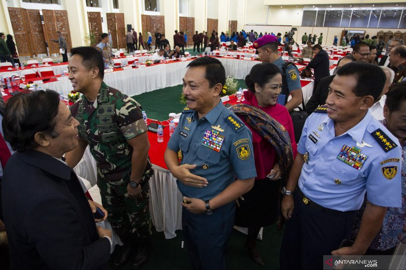 Ini capaian Jokowi-JK dalam bidang pertahanan dan keamanan