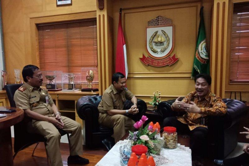 Tim Korsupgah KPK lakukan monev ke Pemerintah Kota Makassar