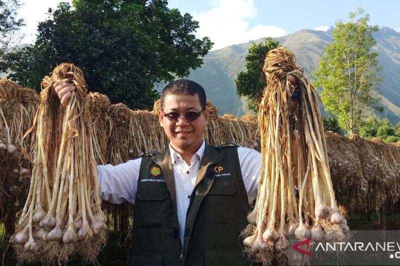 Kementan kembangkan korporasi pertanian di kawasan Gunung Rinjani
