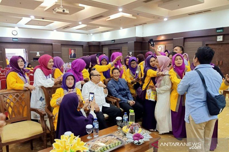 Sandiaga resmikan cabang WPMI di tiga provinsi