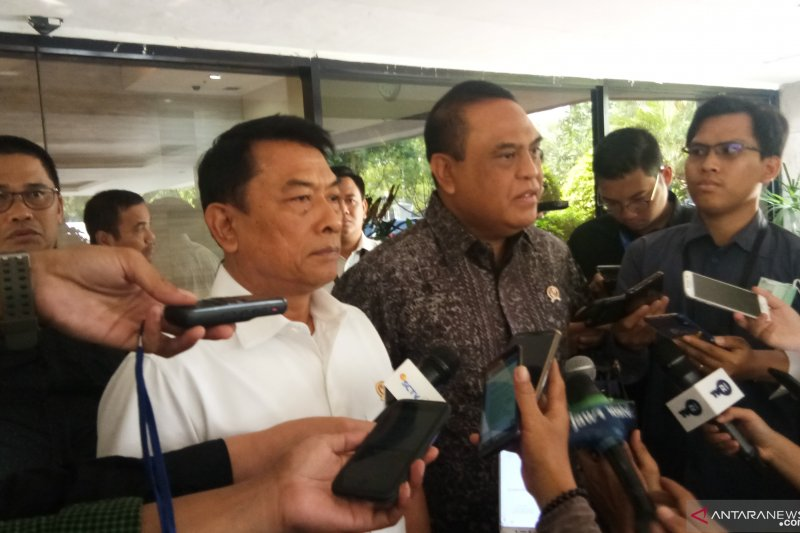Menteri Syafruddin: Jabatan fungsional TNI bukan untuk kementerian/lembaga