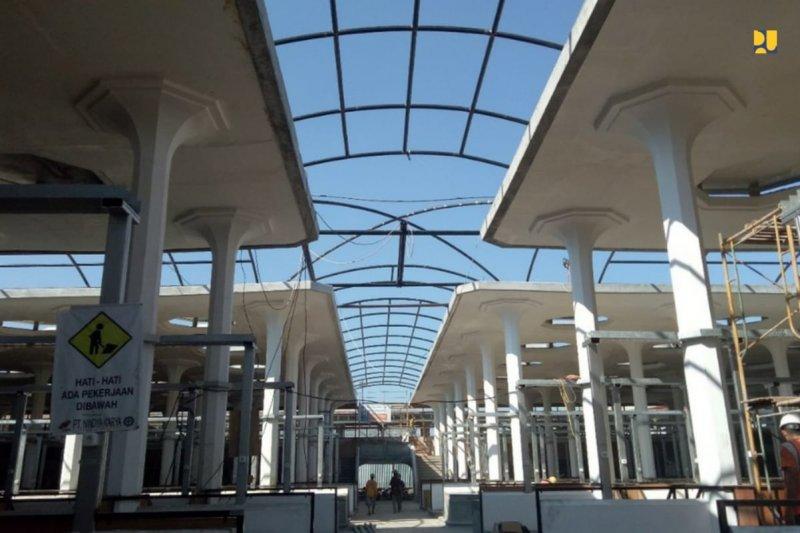 Revitalisasi Pasar Johar ditargetkan selesai akhir 2019