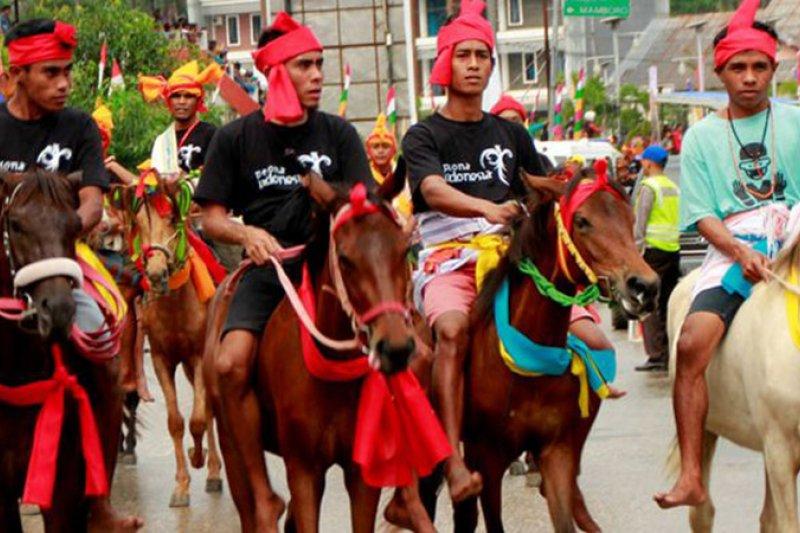 Parade 1001 kuda Sandewood digelar 11-12 Juli di Sumba Timur