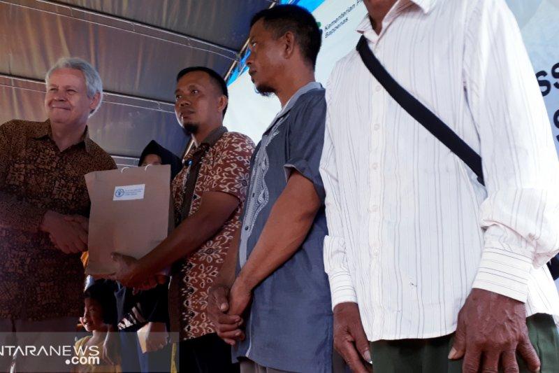 FAO bantu untuk  petani dan nelayan Palu, Sigi dan Donggala