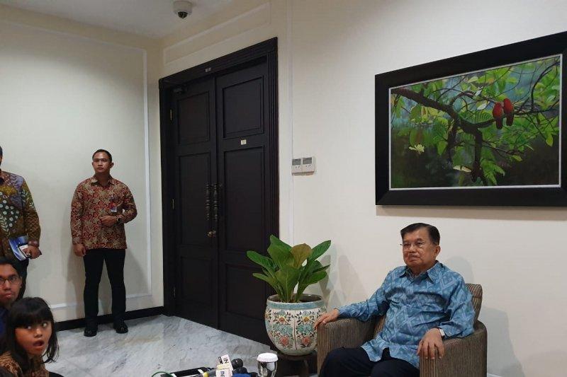 Cerita JK soal pengalaman sebagai wapres pada era SBY dan Jokowi