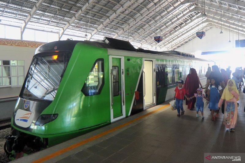 Biaya operasional KRDE Minangkabau Ekspres