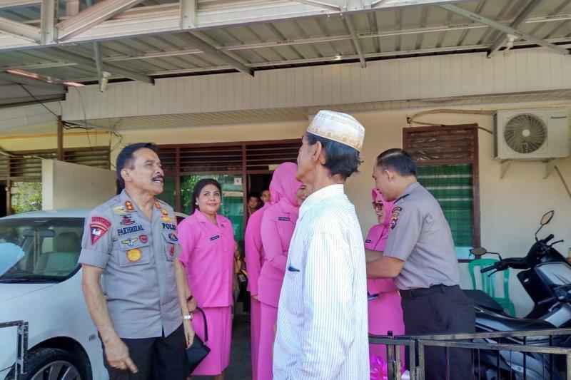 Kapolda Sumbar janjikan benahi asrama polisi di Padang