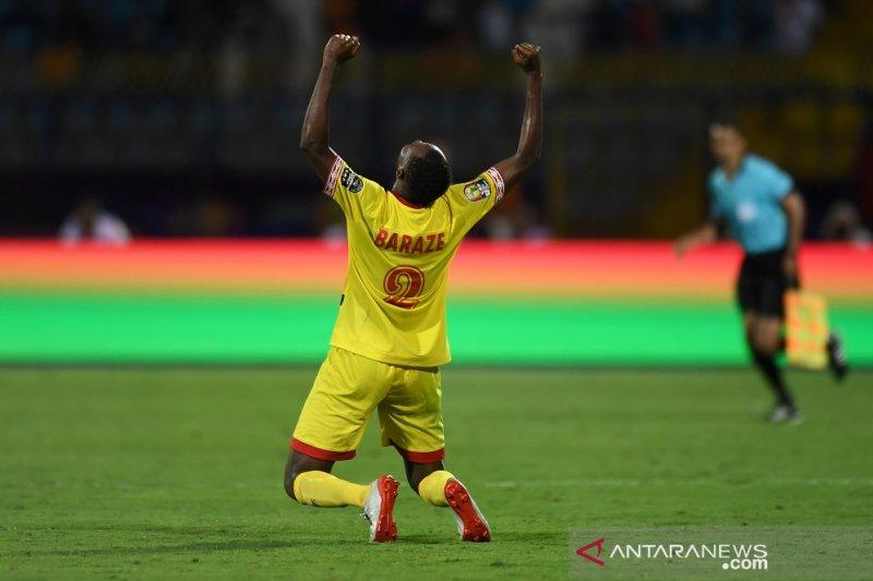 Benin cetak sejarah imbangi Kamerun demi lolos 16 besar