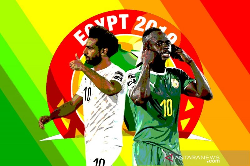 Piala Afrika -- Duo Liverpool masuk jajaran puncak daftar stop skor