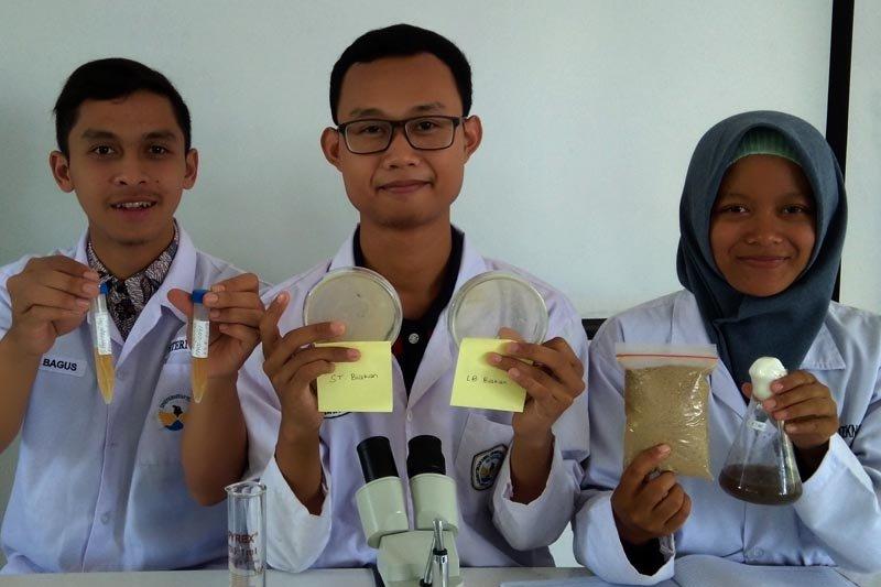 Mahasiswa Untidar ubah kulit kacang jadi prebiotik