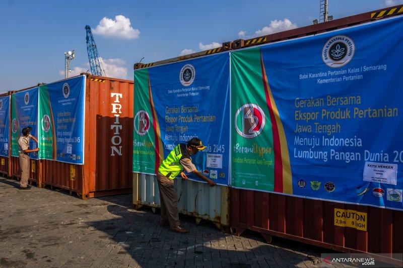Ekspor Jateng Juli 2019 melonjak dua kali lipat