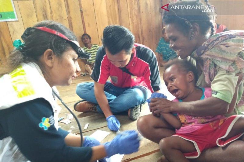 Pemprov Papua Barat berikan layanan kesehatan tambahan di pedalaman