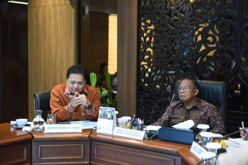 Darmin Nasution : Penyaluran KUR hingga akhir Mei 2019 capai Rp65,5 triliun