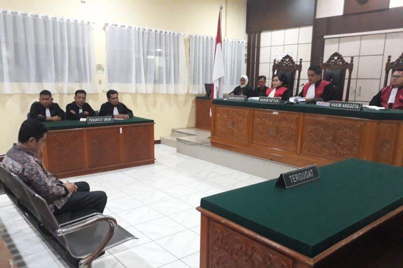 Caleg Inhu divonis dua bulan penjara terkait jual-beli suara