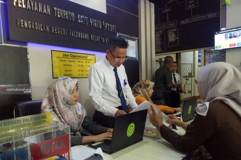 Kasus tindak pidana pemilu komisioner KPU Palembang segera disidangkan