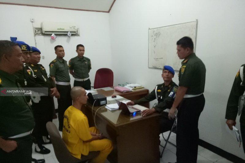 Rekonstruksi mutilasi kasir minimarket Palembang peragakan 47 adegan
