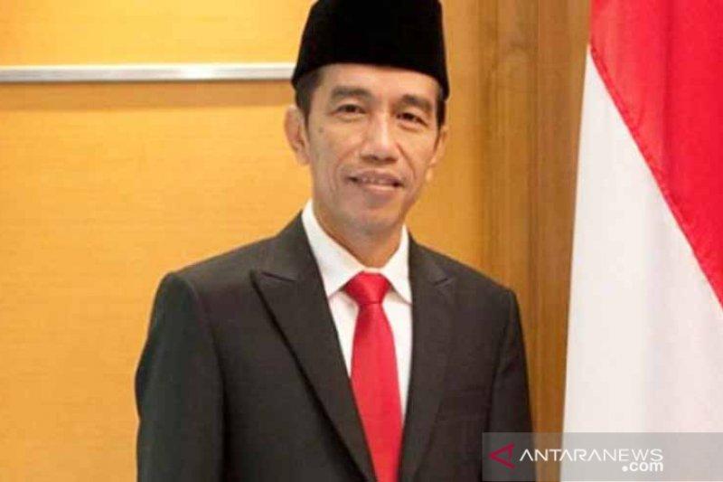 Jokowi ucapkan terima kasih kepada TKN dan TKD