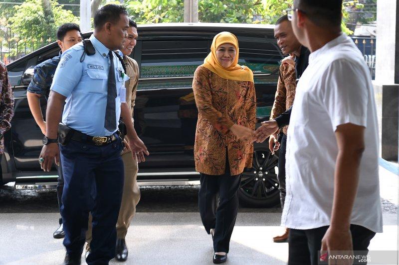 Gubernur Jatim Khofifah jadi saksi untuk pejabat Kementerian Agama