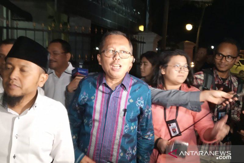 Jokowi to form new cabinet for the 2019-2024 period