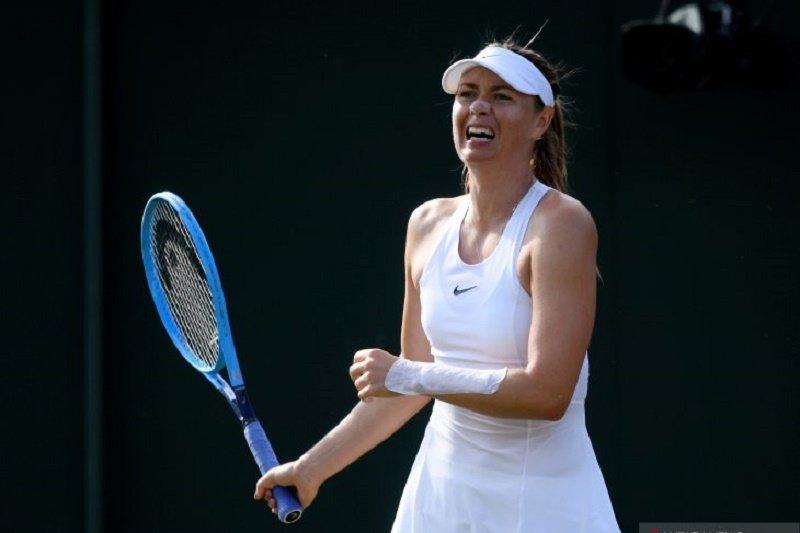 Sharapova dan Muguruza tersingkir, Kvitova sukses melaju