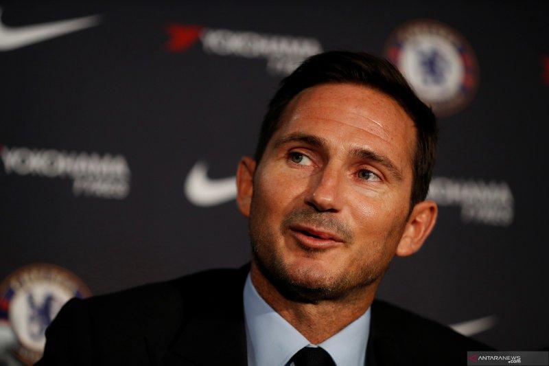 Lampard mulai latih pemain Chelsea