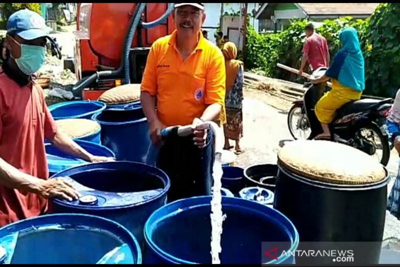 14 desa di Pemalang krisis air bersih