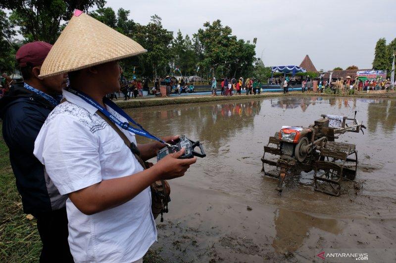 Syahrul Limpo mendorong pembangunan pertanian secara TSM