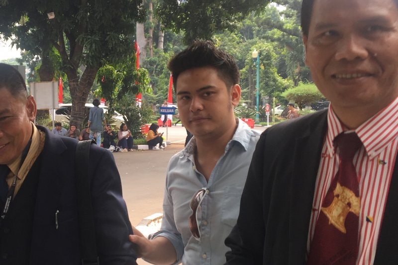 Galih Ginanjar dijemput paksa dari hotel di Jakarta Selatan