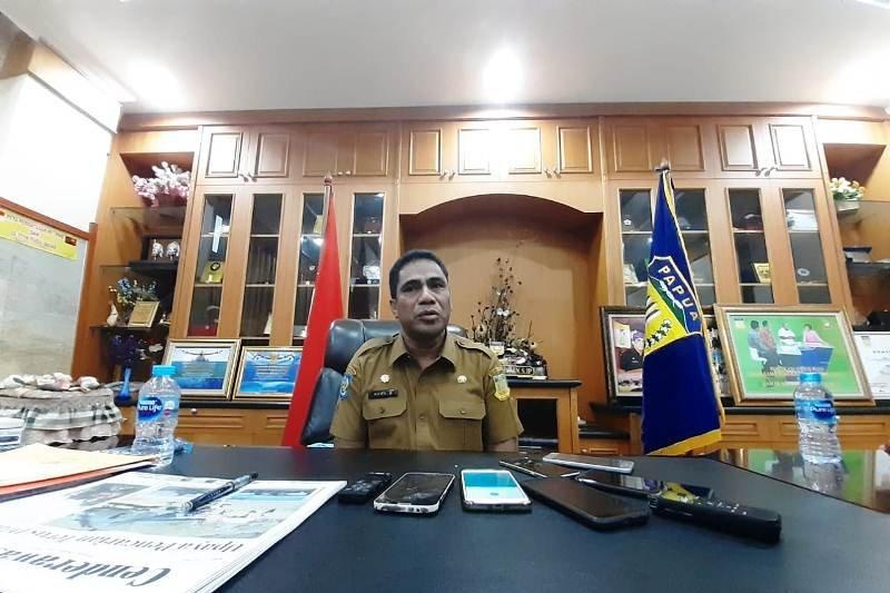 Pemprov Papua masih tunggu pencairan dana Otsus 2019