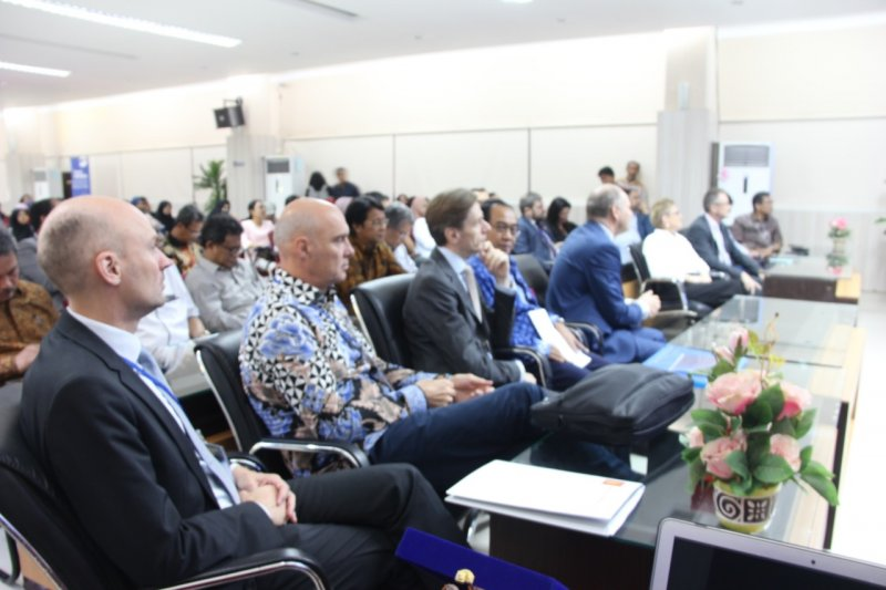 Delegasi Uni Eropa  kunjungi Universitas Hasanuddin Makassar