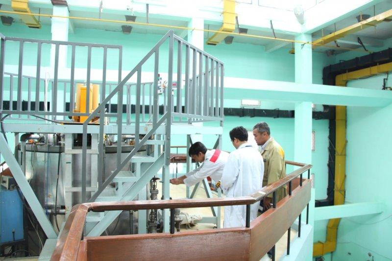Batan lakukan konversi bahan bakar Reaktor Triga 2000