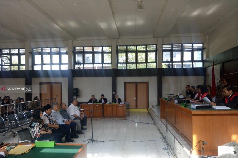 Pengadilan Negeri Palembang gelar sidang pidana pemilu
