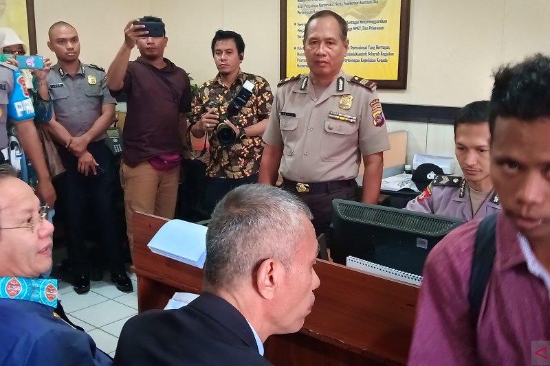 Gubernur Longki Djanggola laporkan politisi NasDem ke Polda