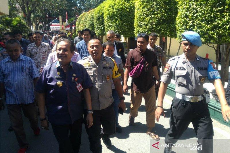 Gubernur Longki Djanggola laporkan politisi NasDem ke Polda Sulteng