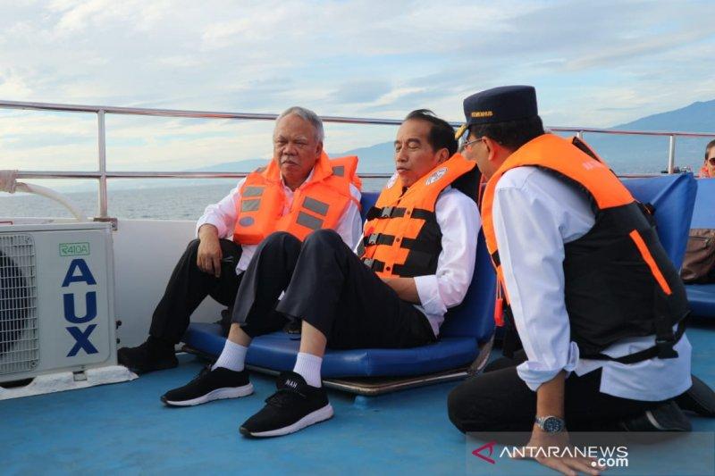 Presiden targetkan perbaikan kawasan wisata Sulut selesai 2020