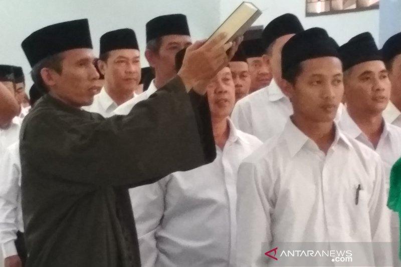 Hadapi permasalahan, anggota BPD tiga desa di Kudus belum dipilih