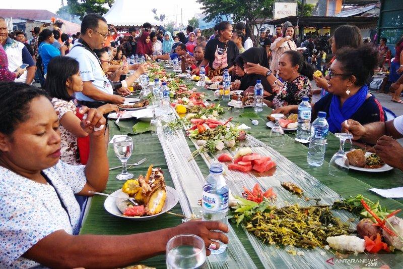 Biak sediakan 8 ton ikan untuk makan gratis di festival BMW