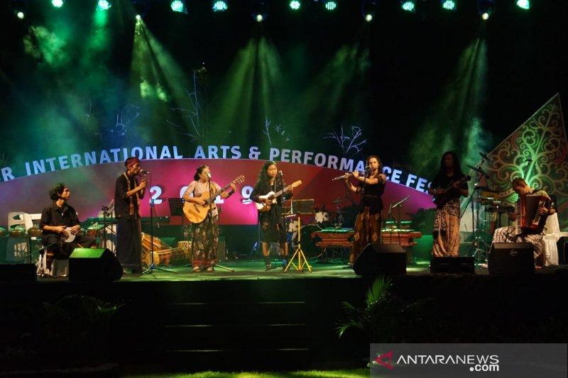 Borobudur International Arts gaungkan perdamaian dalam keberagaman