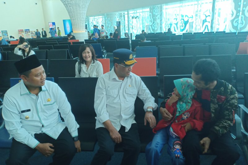Okupansi penumpang pesawat di Bandara Kertajati capai 70 persen