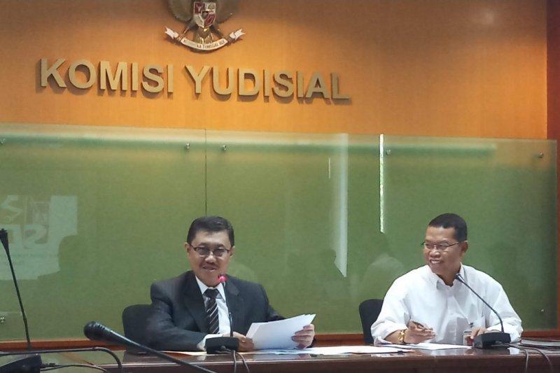 KY: 70 calon hakim agung lolos seleksi administrasi