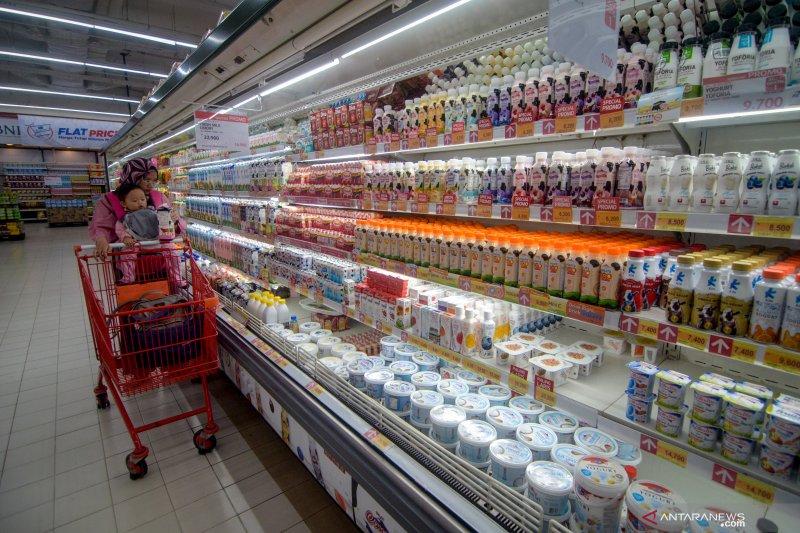 Kemenperin pacu industri makanan dan minuman terapkan teknologi 4.0