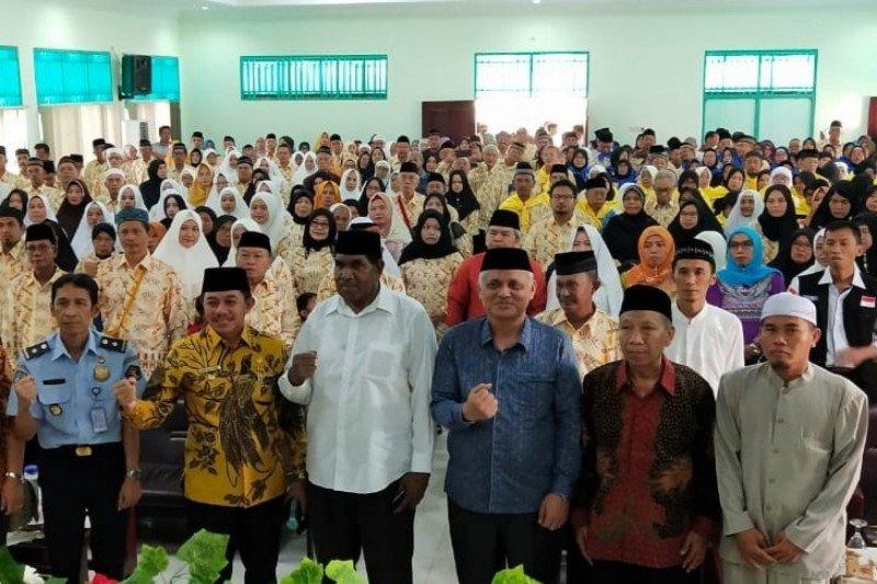 Pemkot Jayapura masih bantu Rp1,6 juta untuk calon jemaah haji