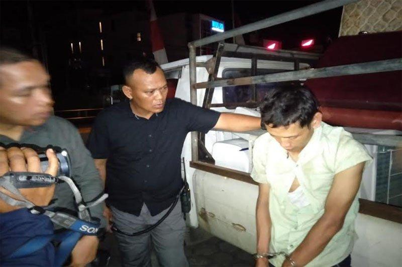 "Polisi menembak ""otak"" pencurian di rumah mantan Bupati Barito Utara"