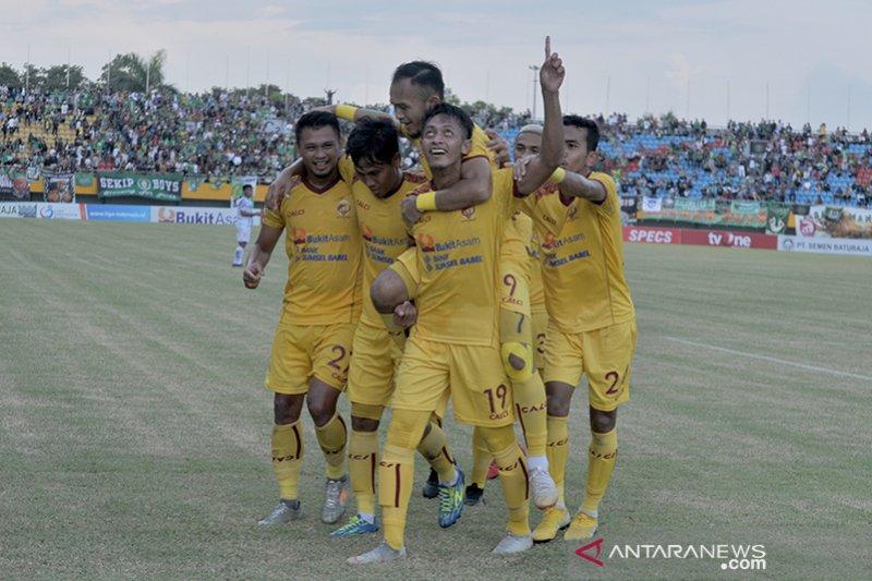 Sriwjaya FC menang 2-0 atas PSCS Cilacap