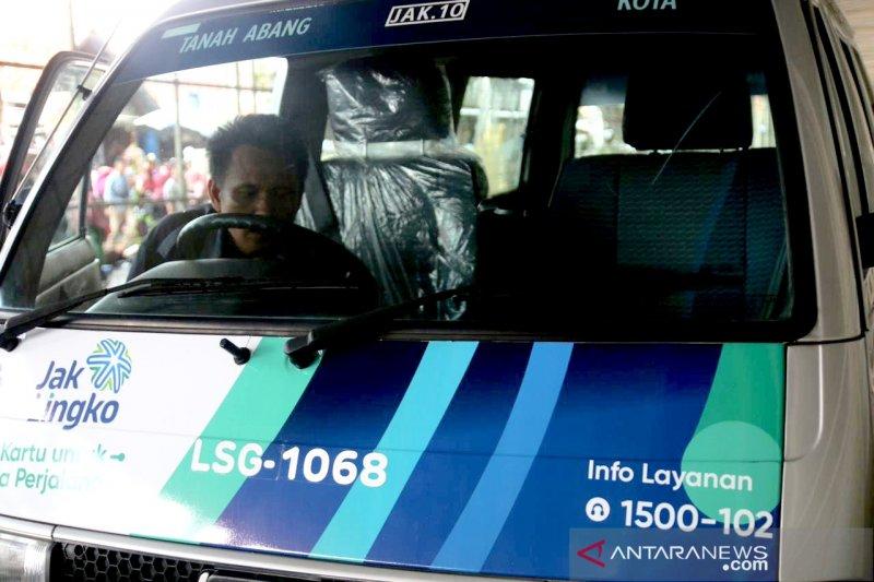 Pengemudi Jak Lingko pilih angkutan ber-AC karena lebih aman