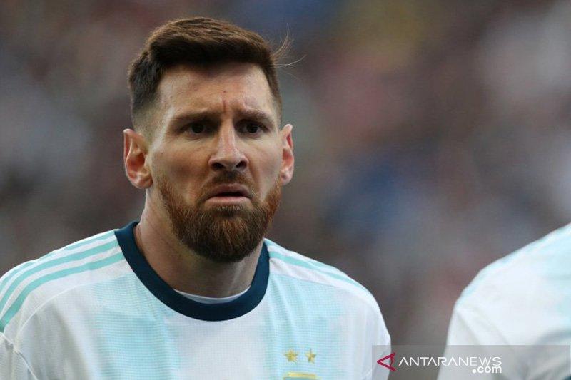 Tudingan Messi jadi konspirasi liar karena CONMEBOL diam