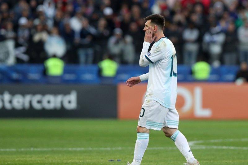 Tite minta Messi hormati orang lain karena lemparkan tuduhan ke Brazil