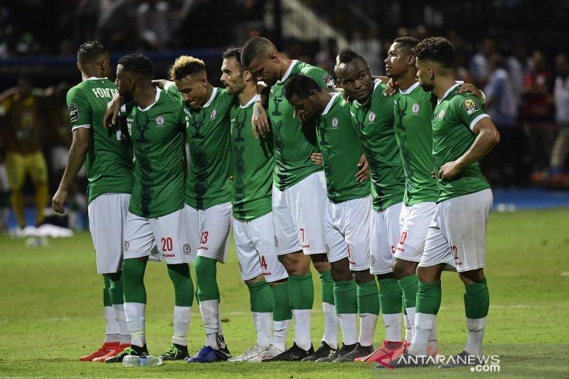 Madagaskar ke perempat final usai singkirkan Kongo lewat adu penalti