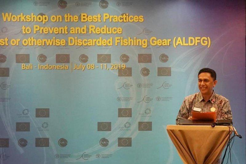 Indonesia-FAO akan susun regulasi pengelolaan alat tangkap jaring hantu